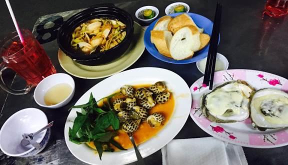quán ăn khuya ngon ở Cần Thơ