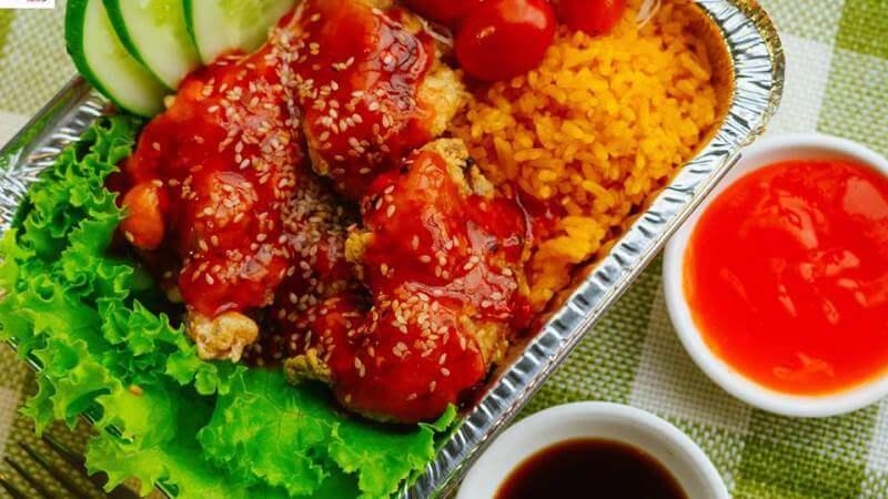 cơm gà Lê Trang