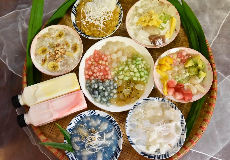 Tiệm Chè Hữu Hòa