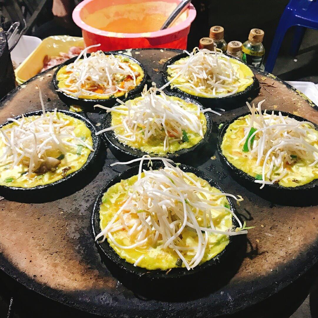 Bánh Căn & Bánh Xèo Khuôn Đất Ninh Thuận