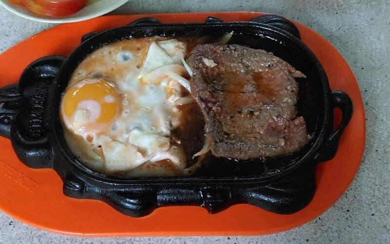 Beefsteak Hẻm 133
