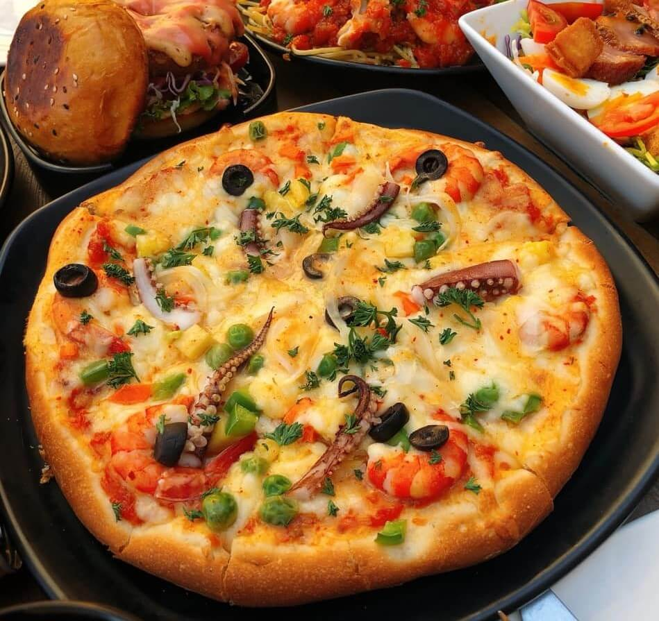 Hệ Thống Pizza Candle