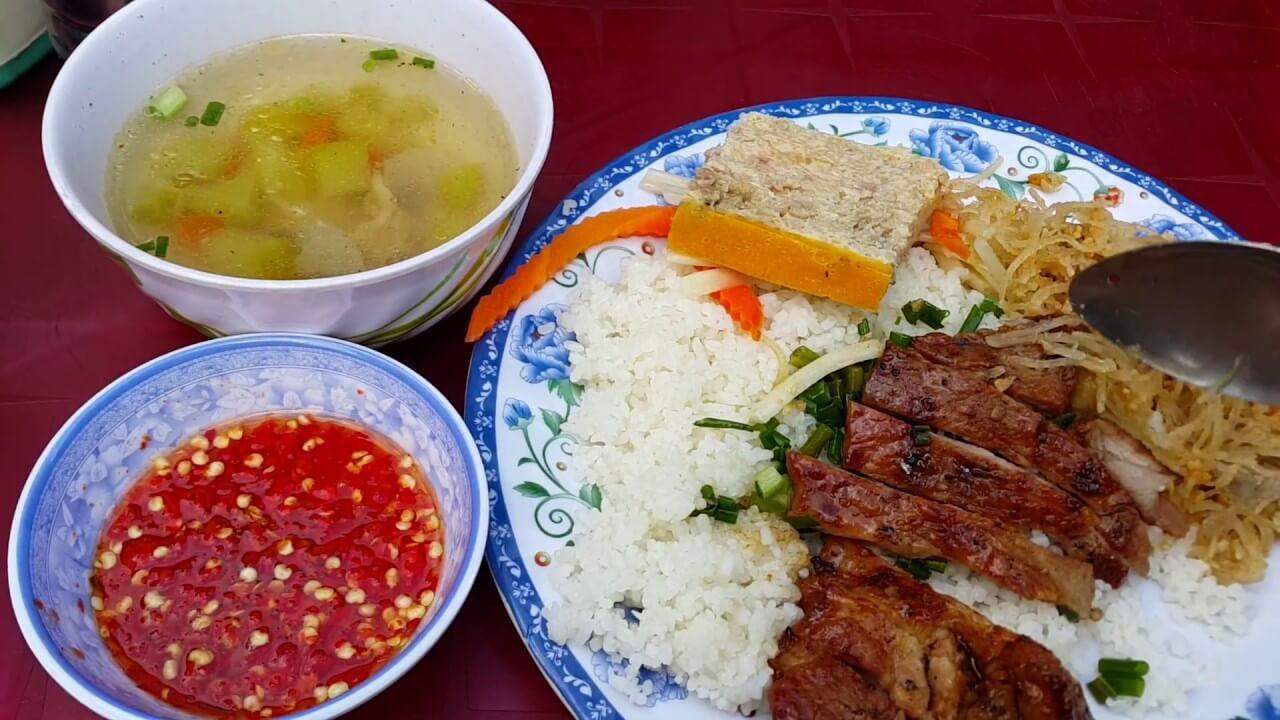 quán ăn trưa ngon Cần Thơ