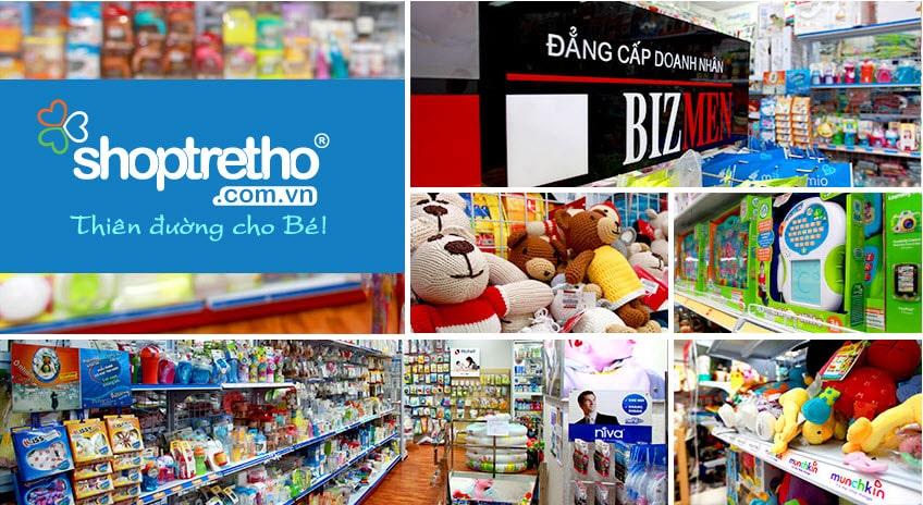 Shop Trẻ Thơ 267 Cần Thơ