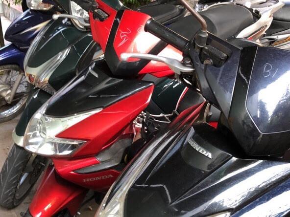 Cho thuê xe máy Cần Thơ