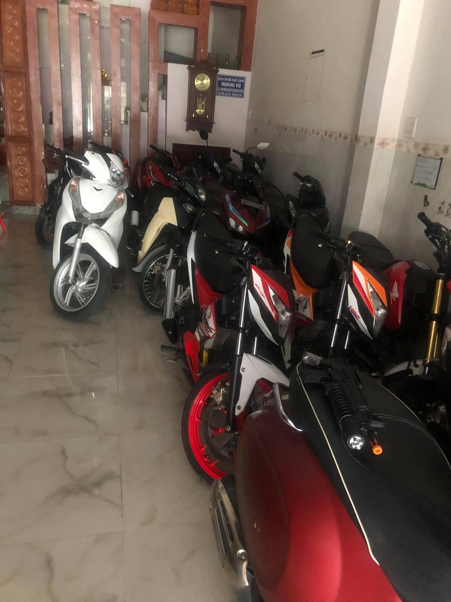 thuê xe máy Cần Thơ