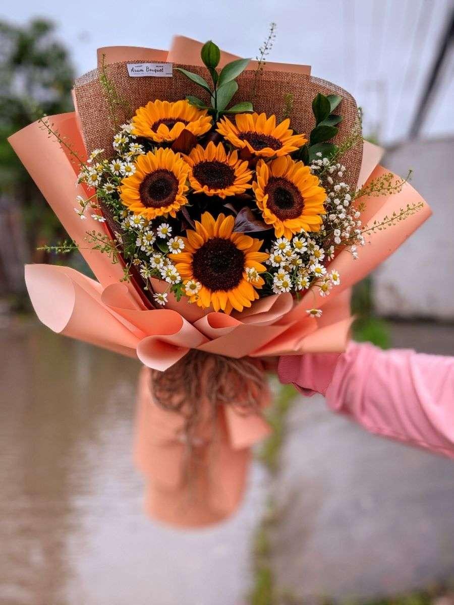 Arum Bouquet Cần Thơ
