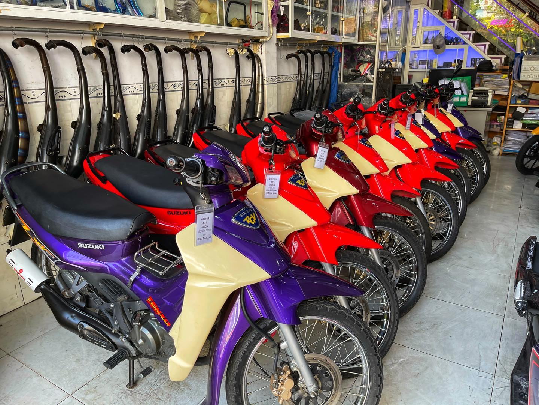 Cửa Hàng Xe Máy HK Team