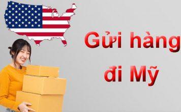 gửi hàng đi Mỹ tại Cần Thơ
