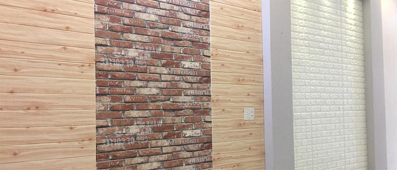 xốp dán tường cần thơ
